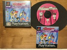 THE POWERPUFF GIRLS - SONY PLAY STATION 1 - PS1 - COMPLETO
