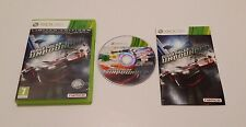 Ridge Racer: Unbounded-Limited Edition (Microsoft Xbox 360, 2012)
