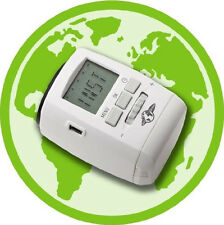Go Green Digital Thermostat Radiator Valve. Energy Saving Controller. Controls R