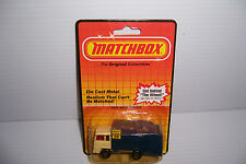 1983  MATCHBOX  SUPERFAST #  MB 36 REFUSE TRUCK  MOC