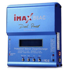 iMAX B6AC Digital RC Lipo NiMH Battery Balance Charger Discharger US Plug RF