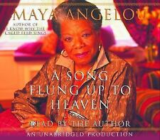 A Song Flung Up to Heaven Angelou, Maya Audio CD