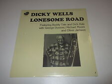 LP/DICKY WELLS/LONESOME ROAD/Uptown UP 27.07/SEALED NEU NEW