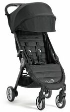 2016 Baby Jogger City Tour Lightweight  Compact Travel Stroller Onyx w Carry Bag