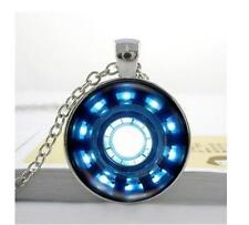 Iron Man Tony Stark Avengers Necklace Pendant