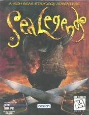SEA LEGENDS    Rare Classic PC Game     NEW Retail Box
