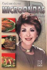 Cocinando en microondas/Microwave Cooking (Spanish Edition)-ExLibrary