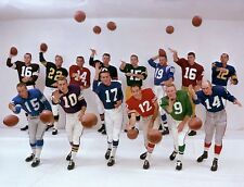 JOHNNY UNITAS BART STARR FRAN TARKENTON Y.A.TITTLE AND MORE 8x10 ! !