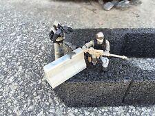 Lego Sniper & Spotter Mini Figures Lot 121