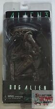 "NECA DOG ALIEN GREY VARIANT Series 9 ALIENS 3 Movie 7"" INCH 2016 ACTION FIGURE"