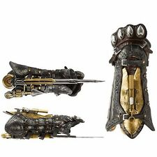 COSPLAY ASSASSIN'S CREED SYNDICATE LAMA PHANTOM HIDDEN BLADE GAUNTLET NO BOX