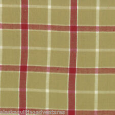 Moda WOVEN Fabric ~ MIDWINTER REDS ~ Minick & Simpson (12214 23)  - by1/2 yard