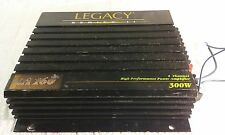 Legacy LA 160 Amplifier 300 Watts