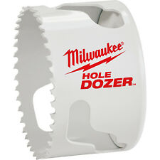 Milwaukee 49-56-0197 3-5/8 Inch Hole Dozer Bi-Metal Hole Saw