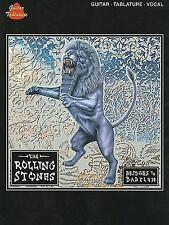 Bridges to Babylon : Guitar/TAB/Vocal by The Rolling Stones (1998, Paperback)