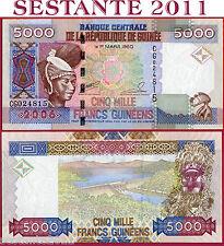 GUINEA - 5000 5.000 FRANCS 2006 - P 41 - FDS / UNC