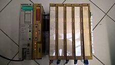 PLC SIEMENS SIMATIC 6ES5 451-7LA11 6ES5 430-7LA11 6ES5 942-7UA12 6ES 59717LD12