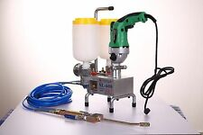 EPOXY injection pump, two-components type, Epoxy injection, concrete repair