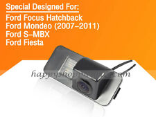 Car Rear View Camera for Ford Focus Mondeo S-Max Fiesta Back Up Reverse Cameras