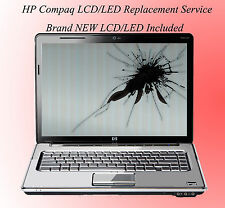 HP 4-1105DX 4-1115DX Cracked Broken LCD Screen Replacement Repair Service