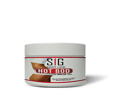 Hot Bod Slimming and Massaging Gel With Intense Thermogenic Action 4oz