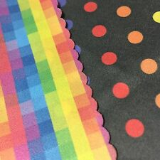 Rainbow Microfiber Cleaning Cloth for Lens/Glasses/Screen LGBT GayPride