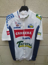 VINTAGE Maillot cycliste CARRERA TASSONI Tour 1993 maglia CHIAPPUCCI shirt 5 XL