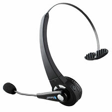 BTH-068 Wireless Bluetooth Headset Headphone with Mic for PS3 Cell Phone Laptop