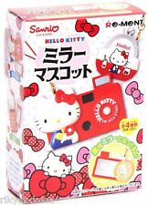 Hello KITTY RE-MENT MINI PHONE Charm Specchio MASCOTTE kawaii miniature da collezione