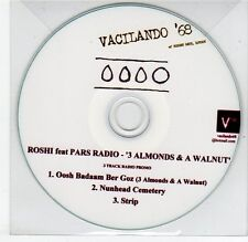(EG647) Roshi ft Pars Radio, 3 Almonds & A Walnut - DJ CD