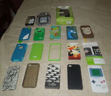 Lot of 17 iPhone 4 Cases