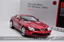 CMC 1:18 Benz McLaren SLR Red