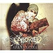 Aborted - Goremageddon,the Saw and the Carnage Done Ltd.di - CD