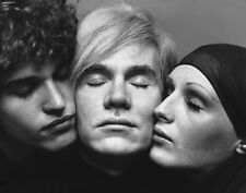 Andy Warhol Candy Darling & Jay Johnson Print 11 x 14 #  #3116