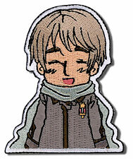 Hetalia Axis Powers Cheerful Chibi Russia Patch ~ Officially Licensed ~ NEW