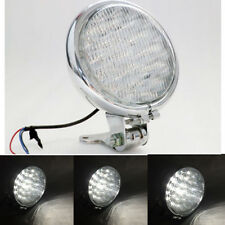 5'' 30 LED Universal Moto Phare Retro Lampe Lumière FEUX Avant Headlight SUPPORT