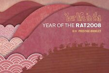 Australia 2008 Your Life in the Year of the Rat Prestige Booklet