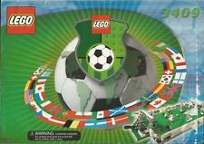 (Instructions) for LEGO 3409 - Championship Challenge - INSTRUCTION MANUAL ONLY