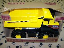 Tonka Trucks, Dump Truck.  Metal Construction, New in Box!
