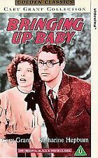 Bringing Up Baby [VHS], Good VHS, Katharine Hepburn, Cary Grant, C, Howard Hawks