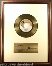 Roy Orbison Crying Gold Non RIAA Record Award Monument Records