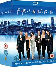 FRIENDS COMPLETE SEASONS 1,2,3,4,5,6,7,8,9,10 BLU RAY BOXSET 1-10 HOT DEAL!