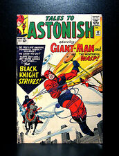 COMICS:Tales To Astonish #52 (1964), 1st Black Knight (Nathan Garrett), ant-man