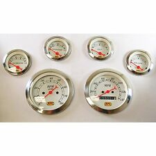 RPC R5737 5 PC GAUGE WITH MECANICAL SPEEDOMETER