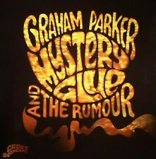 GRAHAM PARKER AND THE RUMOUR Mystery Glue 2015 180g vinyl LP + MP3 NEW/SEALED