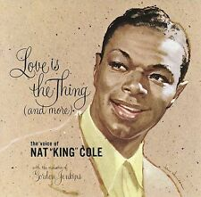NAT KING COLE Love Is The Thing & More CD BOX (LONG BOX) New SEALED