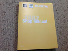 1982 Chevrolet Chevy CORVETTE Service Repair Shop Manual FACTORY Brand New GM
