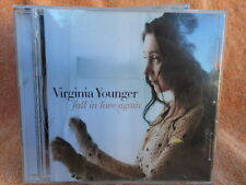 VIRGINIA YOUNGER FALL IN LOVE AGAIN C.D.NEW