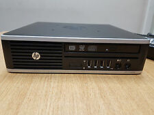 HP Compaq 8300 USFF, i5-3470S, 2.9GHz, 500B HDD, 8 GB de RAM, Win 7 Pro