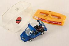 Politoys M 12, Abarth 2000 Pininfarina, dark engine, Mint in Box     #ab712